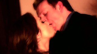 Astonishing Kristina Rose Kissing And Banging Her Lover.