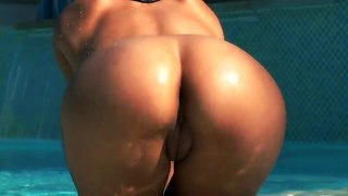 big and oiled up bouncing tits premium