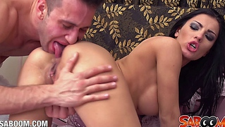Anal Games With Honey Demon