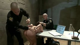 Hot Russian Spy Alysa Gets Punished Hard