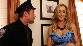 Brandi Love, Eva Karera And Julia Ann Enjoying A Delicious Rod