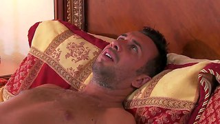 Brittany Andrews Blows Keiran Lee