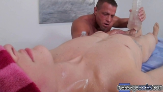 Massagecocks Mature Ass Massage