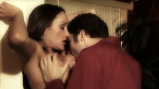 Sensitive And Emotional Scene With James Deen And Michelle Lay