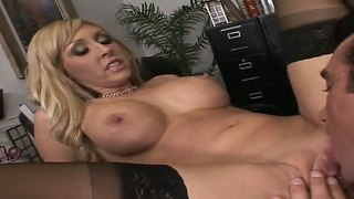 Jessica Lynn Showing Her Wonderful Boobs And Sexy Body When Fucking