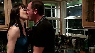 Evan Stone And Hot Tiffany Doll In Softcore Scene