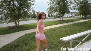 Public Cum Eating Instruction Humiliation Cei