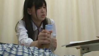 asian school girls handjobs in classroom