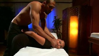 Amazing Hardcore Bdsm Massage To The Nasty Brunette