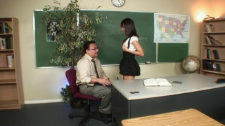 Nadia Aria Is A Very Naughty College Student