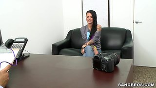 One Of The Best Auditions With Christy Mack