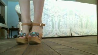 Sensual Feet An Shoes