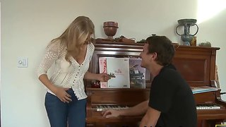 Julia Ann And Mr. Pete In Crazy And Hot Action