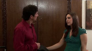 Julia Ann Wins The Heart And Prick Of James Deen