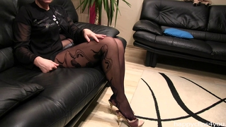 Fersen Fuss-Fetish Milf Fetish