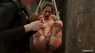 Kristina Rose Screams As The Mistress Inserts Her Tools