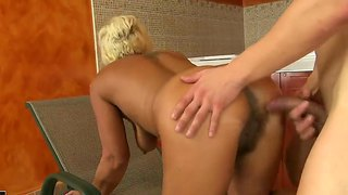 Superb Mature Blonde Orhidea Loves Having Young Stud Fucking Her Brains Out