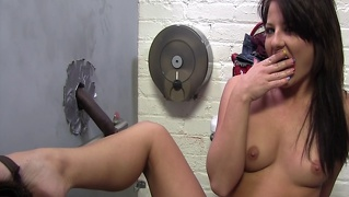Casey Cumz Fucked In A Bathroom Gloryhole