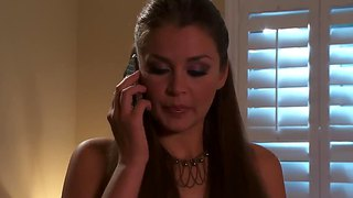 Allie Haze Is A Hot Secretary That Is Dreaming About Hardcore Sex