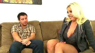 Britney Amber And Dane Cross Starring In A Big Tits Slut Fucking