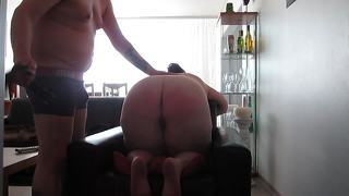 Spanking My Girlfrined