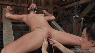 spiting mistress in slave mouth