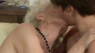 Granny Loves Young Girl