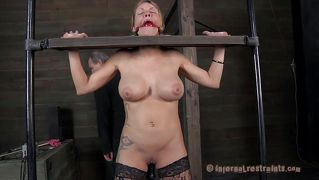 hot punished