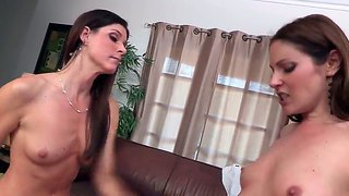 India Summer And Samantha Ryan Got Really Naughty