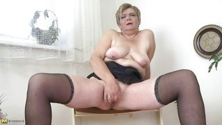 bbw black mature granny
