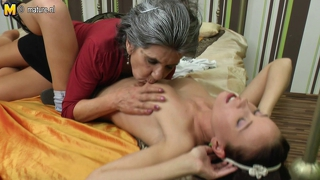Abuelitas Chicas Follajovencitas Amateurs