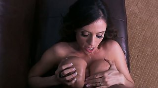 Hairy Milf Ariella Ferrera Banged By Rocco Reed