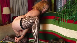 Lustful Mature Mom Meeting Her Satisfaction