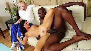interracial mom