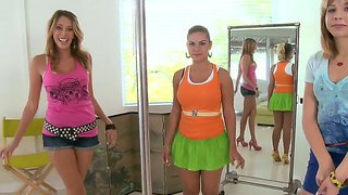 Young Strippers Are Showing Off On Camera, Featuring Chastity Lynn And Her Friends