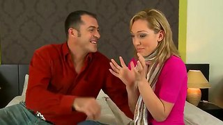 Beautiful Lily Labeau Is Being Seduced By The Stranger James Brossman That She Just Met