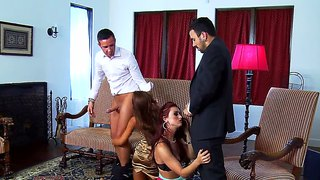 Marital-Demise With Madison Ivy And Karlie Montana
