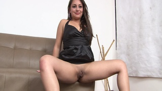 No Sound: Oyeloca Smalltits Latina Ariana Valdes Hardcore In...