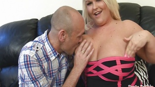 British Big Tits Slut Sindy Getting Fucked