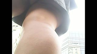 Upskirt Compilation In The City For July Part V