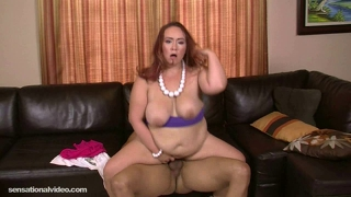 Amateur Chubby Wife Fucks For First Time