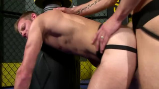 Bee Fcake Stud Gets Ass Drilled By Hunk