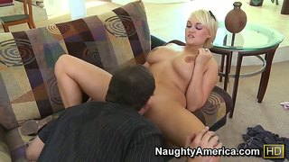 Anya Peacock Shows Alec Knight What Means Real Fucking