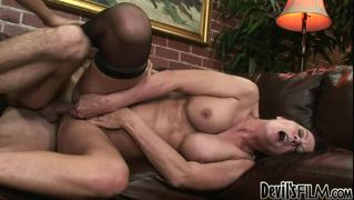 Hot Teen And Milf Get A Front Seat Ride On The Fuck Machine!
