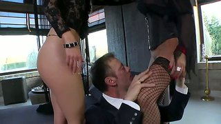 Christina Bella,jessie Volt,rocco Siffredi In Threesome