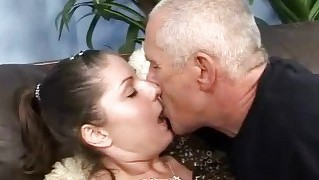 Grandpa Fucking Hot Teen Girl