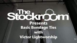 The Chest Tie With Victor Lightworship