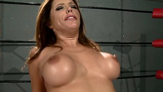 Francesca Le And Jordan Ash Get Rough And Ready
