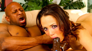 Kristina Rose Doesn't Care If Her Fucker Is Black