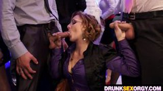 Drunken Cock Hungry Chicks In The Club